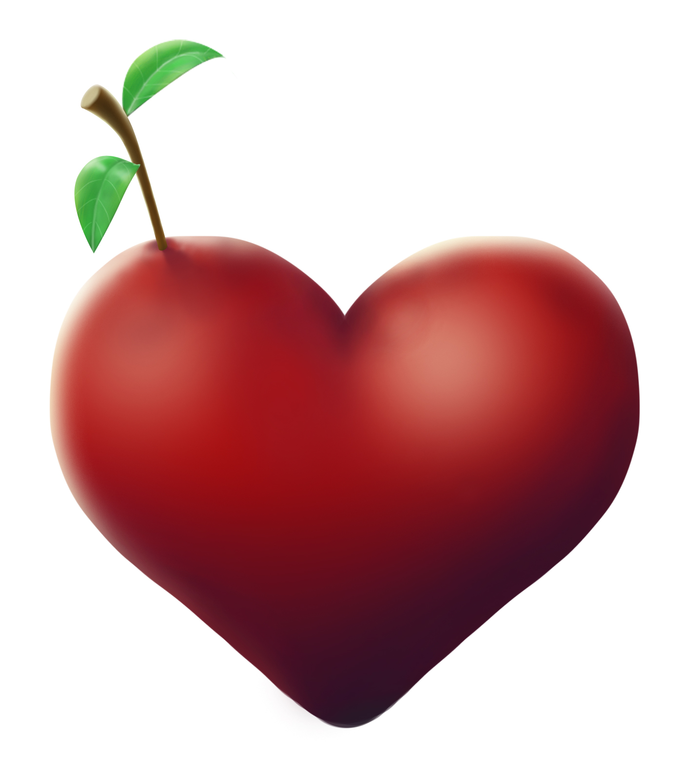 APPLE HEART