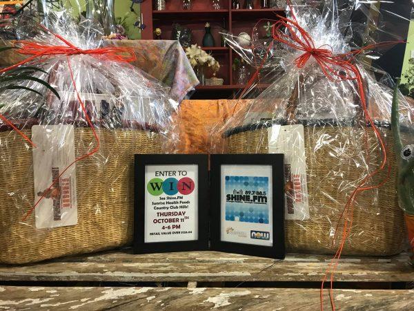 Auction Baskets
