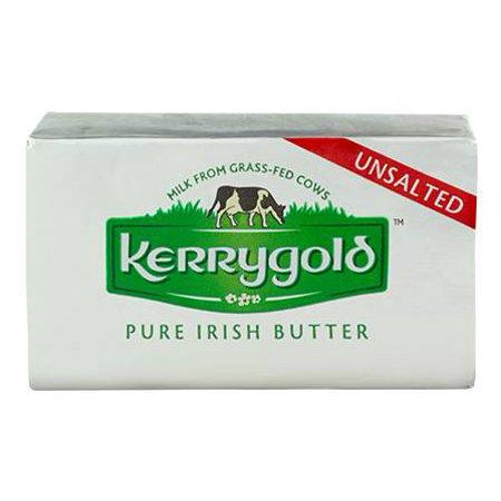 unsalted Kerrygold butter