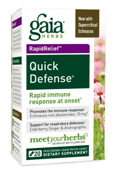 Gaia Quick defense
