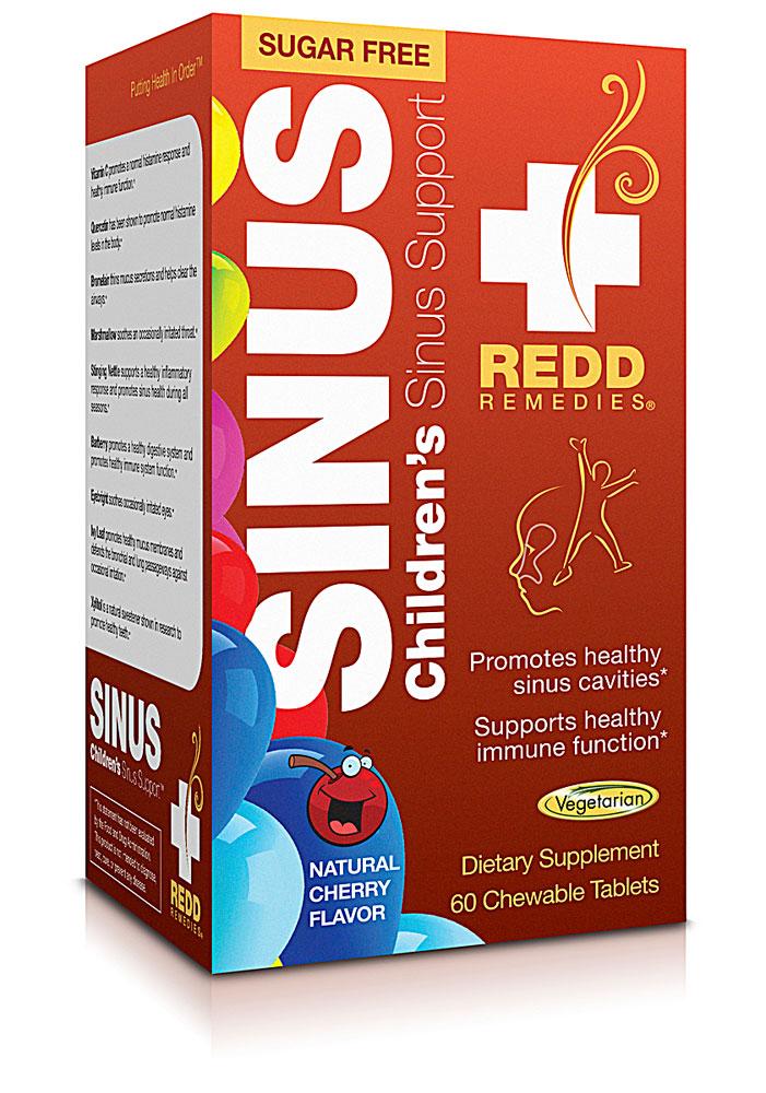 Redd Remedies Children's sinus