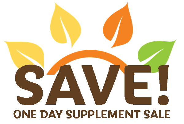 ONE DAY SUPPLEMENT SALE