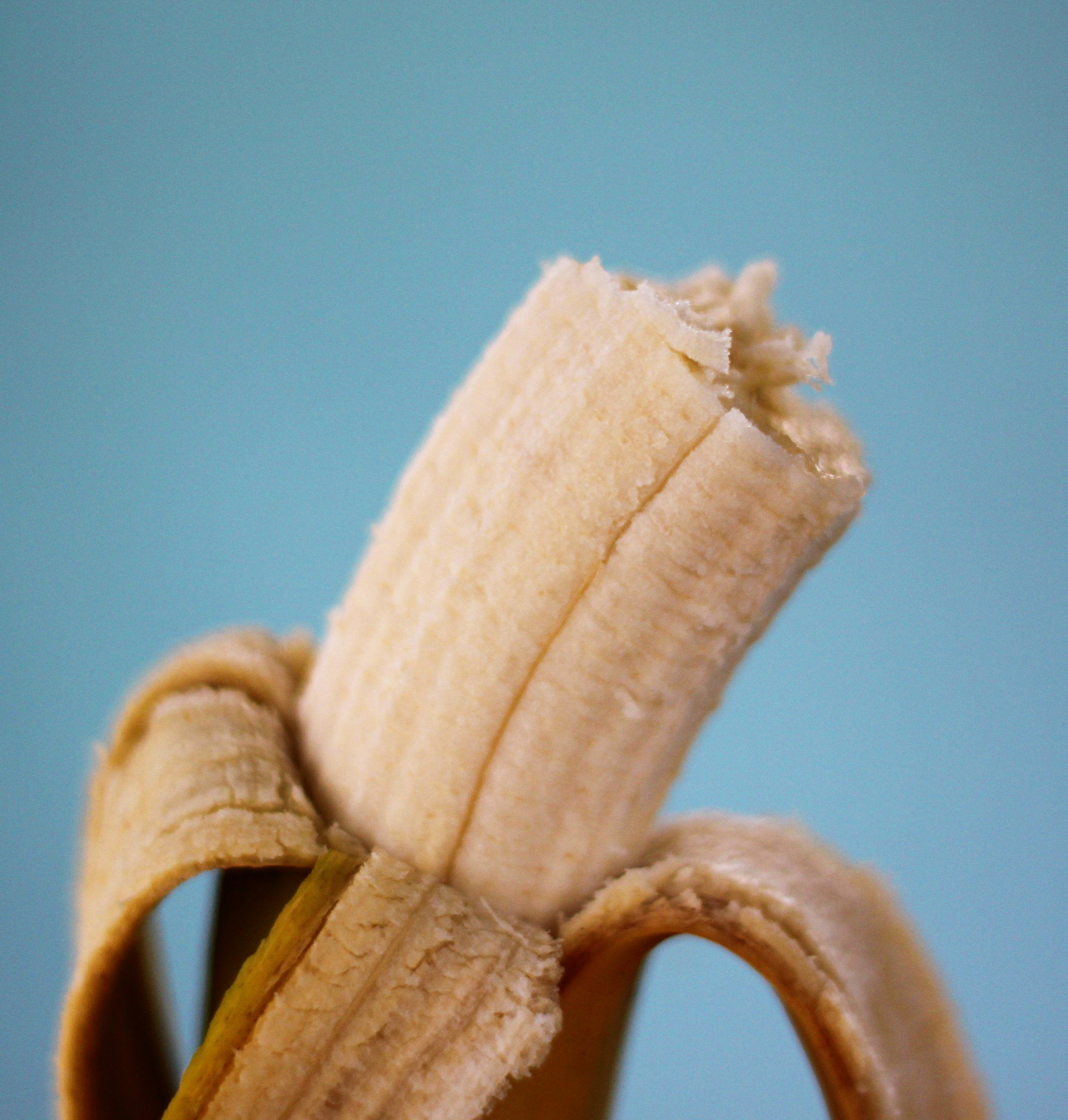 banana with bite missing