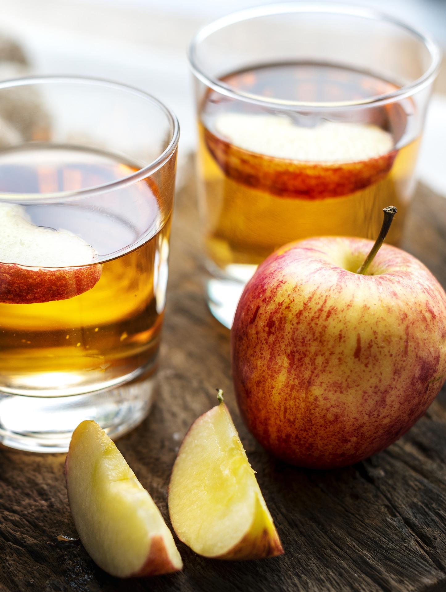 cups of apple cider vinegar