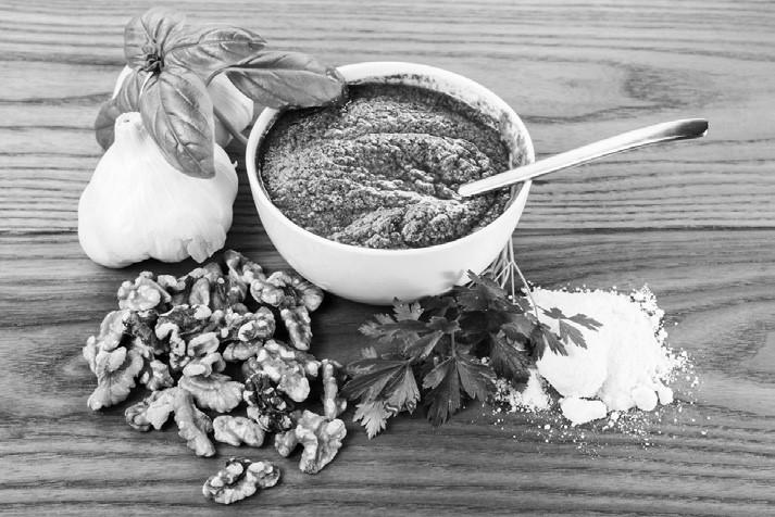 walnut pesto