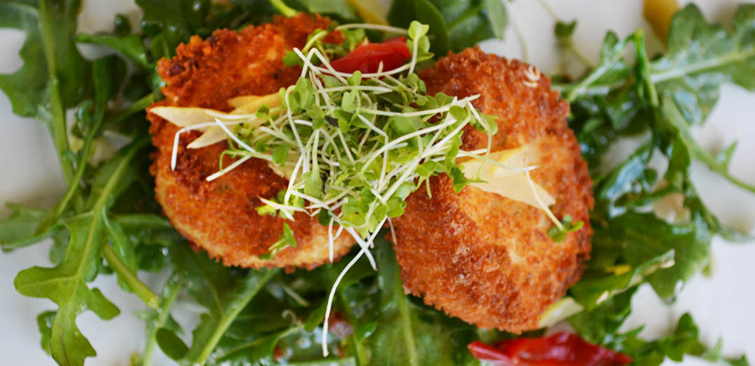 cream cheese croquettes