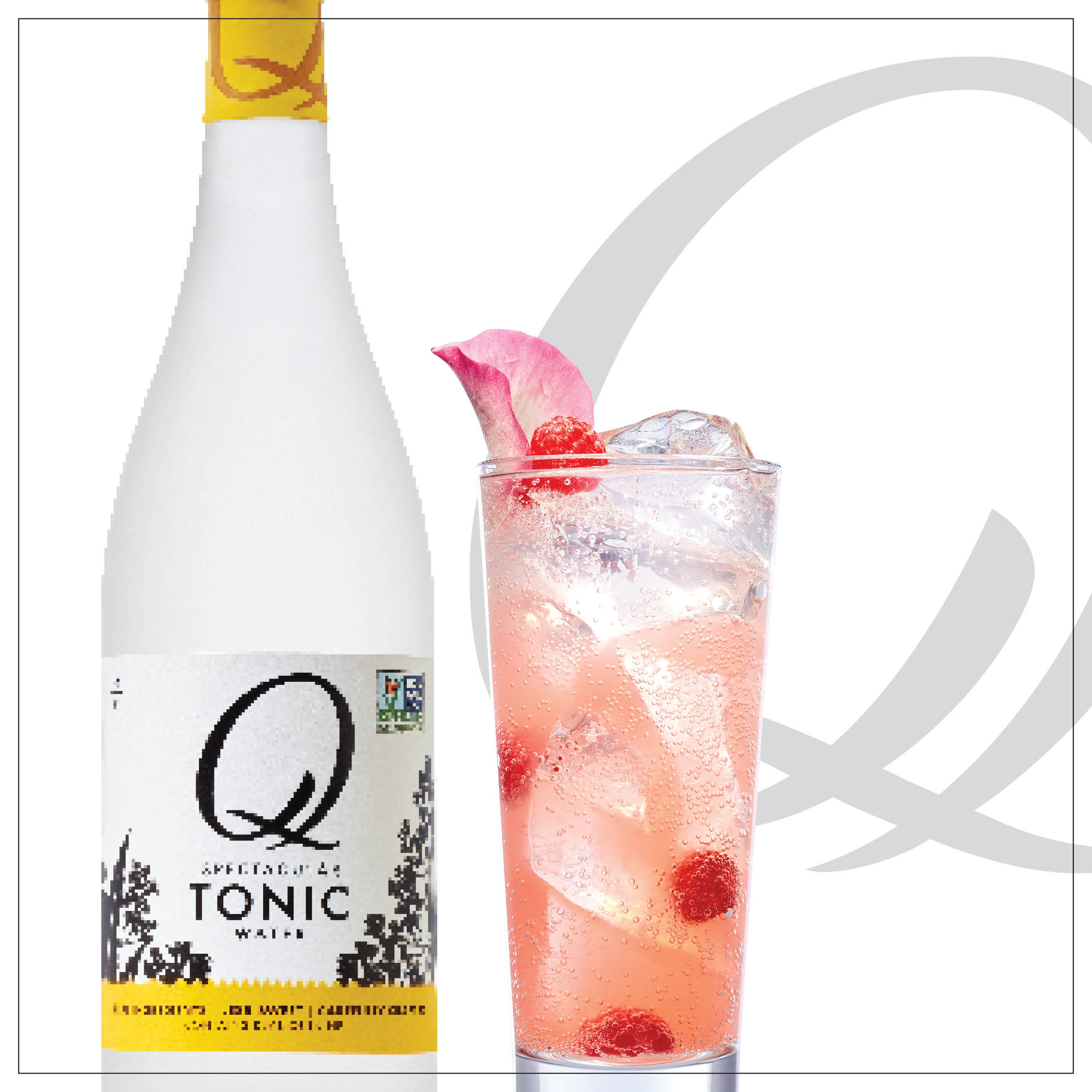 Q tonic and beverage
